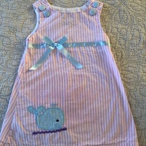 Other - Toddler Girl Size 2T lil cactus whale dress